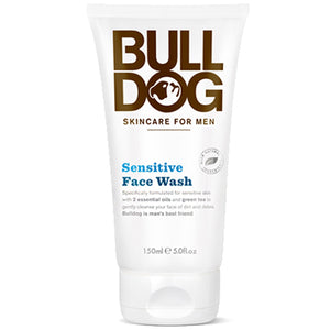 Face Wash Sensitive 5 Oz by Bulldog Natural Skincare (2588225077333)