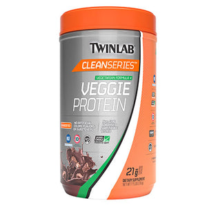Clean Series Veggie Protein Chocolate 1.75 lbs by Twinlab