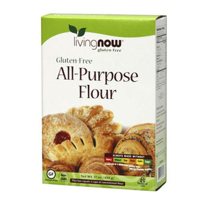 All-Purpose Flour Gluten-Free 17 Oz by Now Foods (2590139842645)