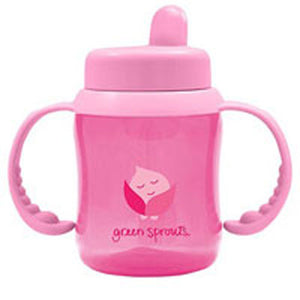Flip Top Sippy Pink 1 Ct by Green Sprouts