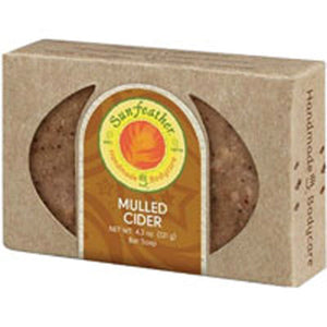 Mulled Cider Soap 4.3 oz by Sunfeather (2590136827989)
