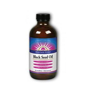 Black Seed Oil 8 oz by Heritage Products