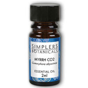 Myrrh CO2 2 ml by Simplers Botanicals(Zand) (2588206727253)