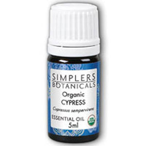 Organic Cypress 5 ml by Simplers Botanicals(Zand) (2590131159125)