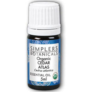 Organic Cedar Atlas 5 ml by Simplers Botanicals(Zand) (2590130143317)