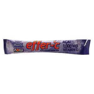 Effer-C 30 Ct, Acai Berry by Now Foods