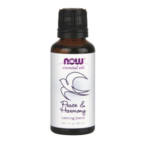 Peace and Harmony Oil Blend Calming, 1oz by Now Foods