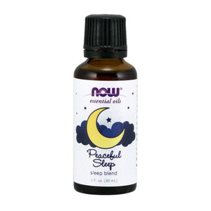 Peaceful Sleep Oil Blend 1 oz by Now Foods
