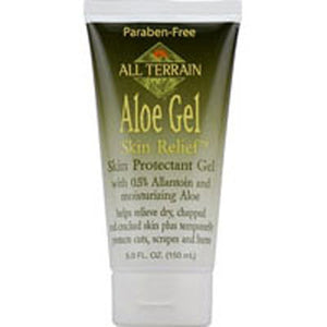 Aloe Gel Skin Relief 5 oz by All Terrain (2584084545621)