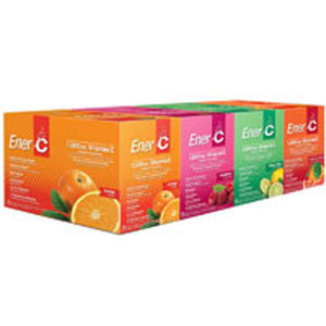 Vitamin C Mix Drink Variety Pack 30 Ct by Ener-C (2590121656405)