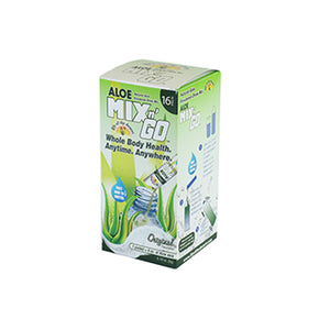 Aloe Mix N Go Packets 16 Ct, Lemonade by Lily Of The Desert