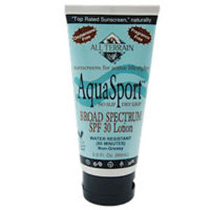 AquaSport SPF30  3 Oz by All Terrain (2584084611157)