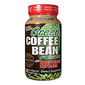 Green Coffee Bean Fusion 90 Caps by Fusion Diet Systems (2588191719509)