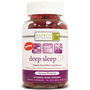Adult Gummy Deep Sleep Dx 60 Ct by Natural Dynamix