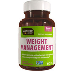 Weight Management 60 VCaps by Sainthood Herbs (2588190015573)