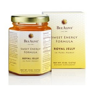 Sweet Energy Formula 8 oz by Bee Alive