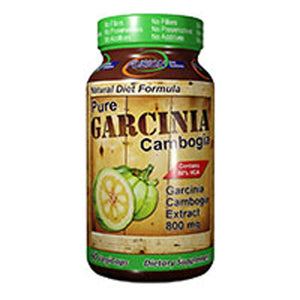 Garcinia Cambogia 60 Caps by Fusion Diet Systems (2588186574933)