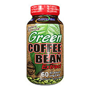 Green Coffee Bean Extract 60 Veg Caps by Fusion Diet Systems (2588186542165)