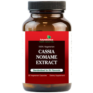 Cassia Nomame Extract 90 VCaps by Futurebiotics (2588186083413)