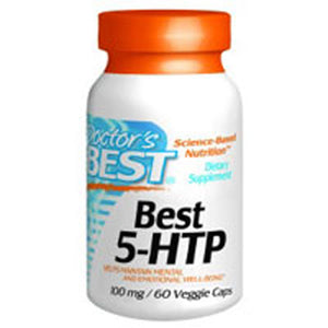 Best 5-HTP 180 Veg Caps by Doctors Best