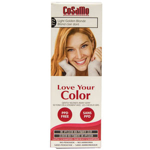Cosamo Hair Color Golden Blonde 3 oz by Love Your Color (2588183101525)