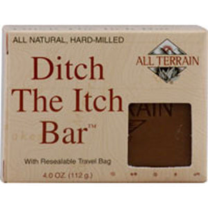 Ditch The Itch Bar Soap 4 Oz by All Terrain (2584084742229)