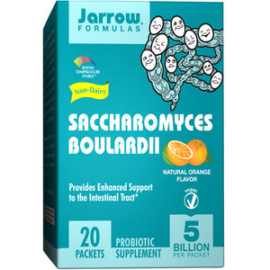 Saccharomyces Boulardii 20 Packets by Jarrow Formulas