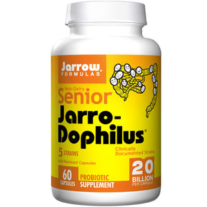 Senior Jarro-Dophilus 60 Caps by Jarrow Formulas