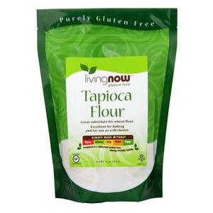 Tapioca Flour 16 Oz by Now Foods