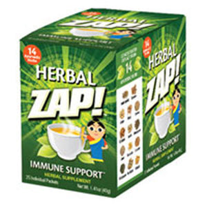 Immune Support 10 Packets by Herbal Zap