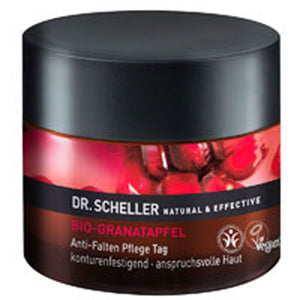 Organic Pomegranate Anti Wrinkle Day Care 1.8 Oz by Dr. Scheller (2588170616917)