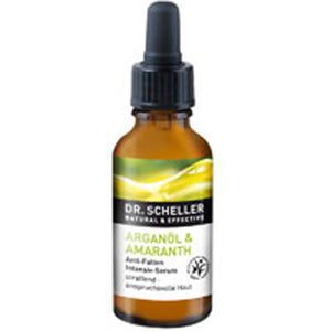 Argan Oil and Amaranth Anti Wrinkle Intensive Serum 1 Oz by Dr. Scheller (2588170551381)