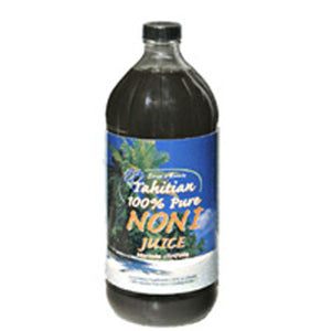 Tahitian Pure Noni Juice 32 OZ by Earths Bounty