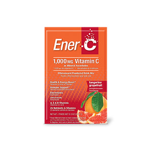 Ener-C Tangerine Grapefruit 30 Packets by Ener-C (2587652325461)