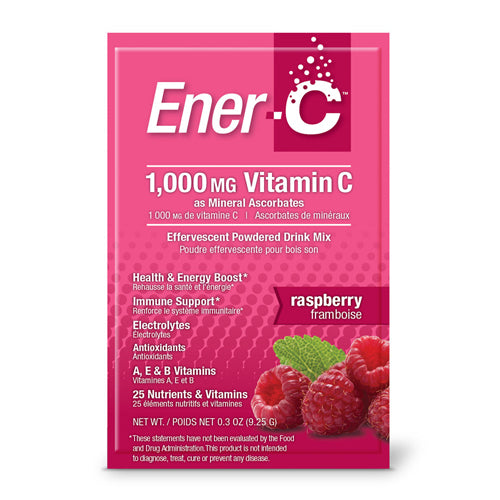 Ener-C Raspberry 30 Packets by Ener-C
