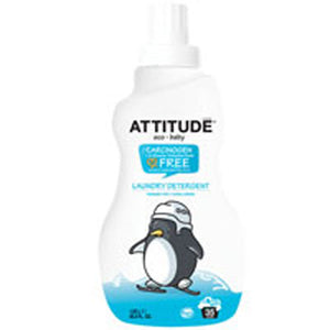Laundry Detergent 35 Loads Fragrance Free 35.5 Oz by Attitude (2588168061013)
