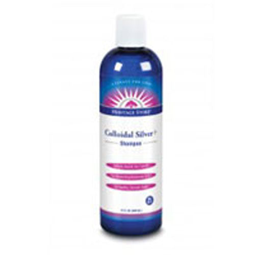 Colloidal Silver Shampoo 12 oz by Heritage Products
