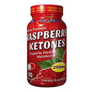 Raspberry Ketones 90 Caps by Fusion Diet Systems (2588166389845)