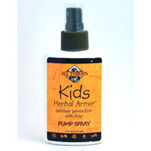 Herbal Armor Kids Spray 4 oz by All Terrain (2584084774997)