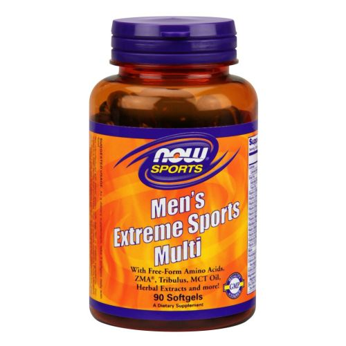 Men's Extreme Sports Multivitamin 90 sgels by Now Foods
