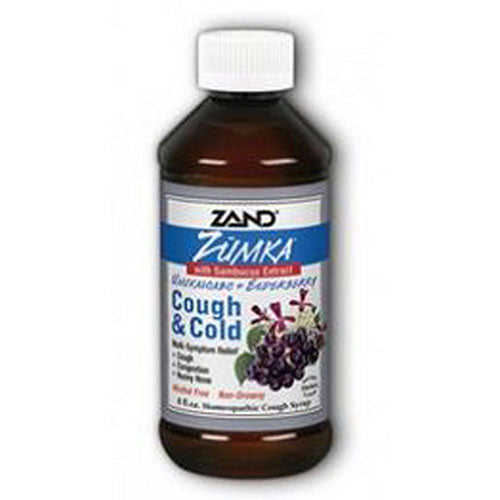Decongest Herbal Cough Syrup 8 oz by Zand
