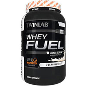 Whey Fuel Cookies and Cream 5 Lb by Twinlab (2588159377493)