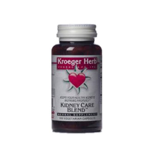 Kidney Care Blend 100 VCaps by Kroeger Herb (2587639054421)