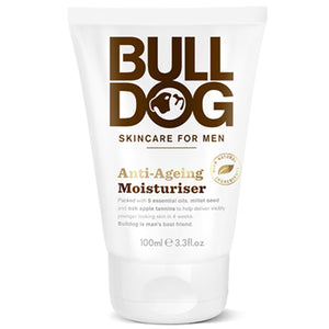 Age Defense Moisturizer 3.3 oz by Bulldog Natural Skincare (2588153413717)