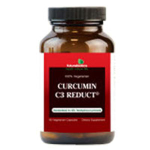 Curcumin C3 Reduct 60 VCaps by Futurebiotics (2588152725589)
