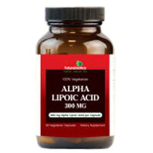 Alpha Lipoic Acid 60 VCaps by Futurebiotics (2588152627285)