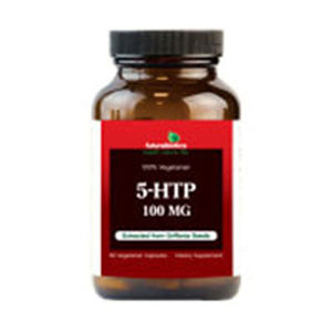 5 - HTP 60 VCaps by Futurebiotics