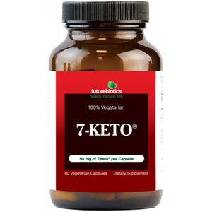 7 - Keto 60 VCaps by Futurebiotics (2588152528981)