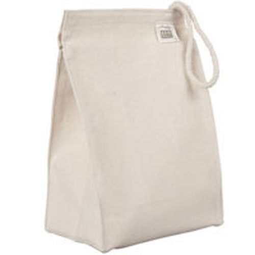 Organic Cotton Lunch Bag 7 x 10.5 1 Bag by Eco Bags