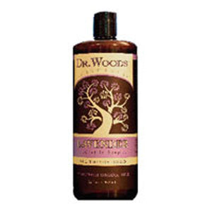 Castile Liquid Soap Lavender 8 fl oz by Dr.Woods Products